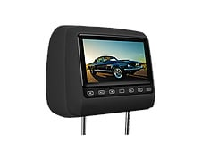 DVD/Touch Screen Headrests