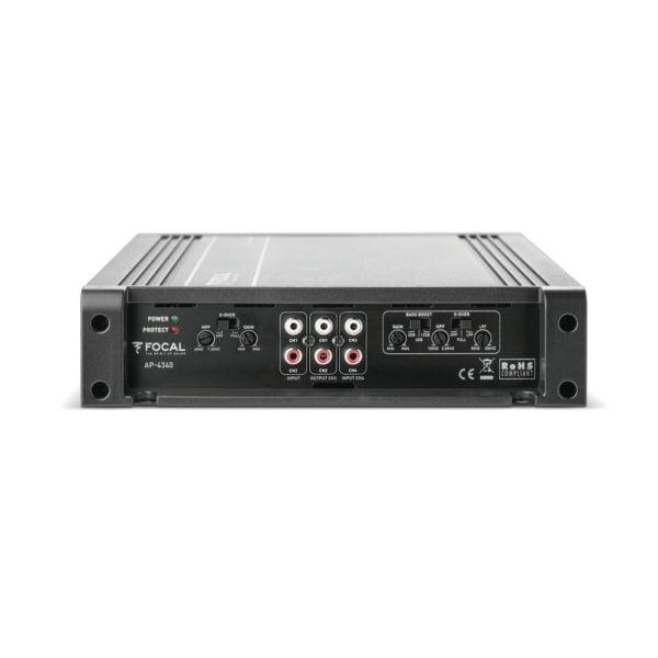 AP-4340 4/3/2-channel A/B class Amplifier -