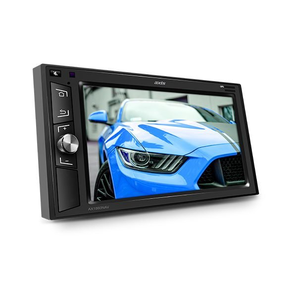 "Axis AX1860NAV 6.2"" Android Multimedia System - 24V Head unit"