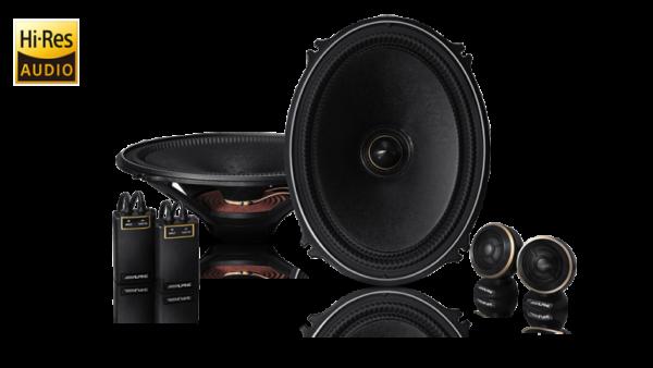 Alpine X-710S -