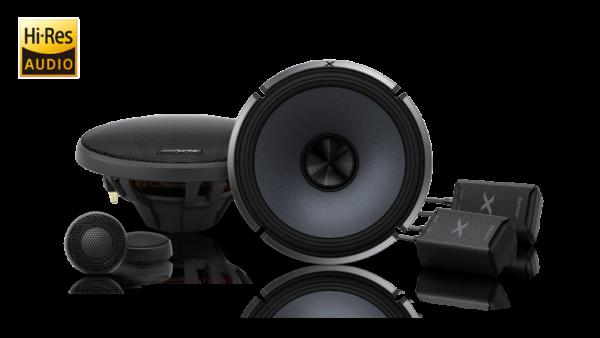 """Alpine X-S65C 6""""Car Speaker -"""
