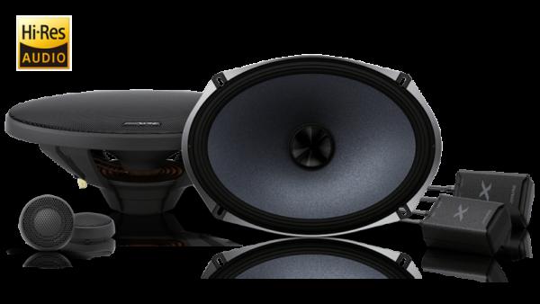 """Alpine X-S69C 6x9""""Car Speaker -"""