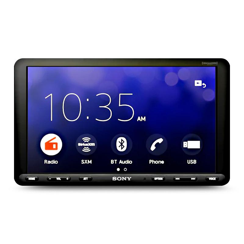 Sony XAV-AX8000 -