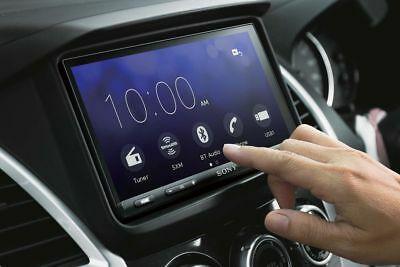 """Sony XAV-AX5000 6.95"""" Apple CarPlay/Android Auto/USB/Bluetooth Media Receiver -"""