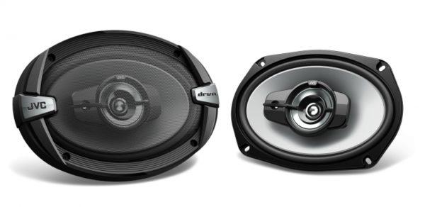 """JVC CS-DR693 6x9""""Car Speaker -"""