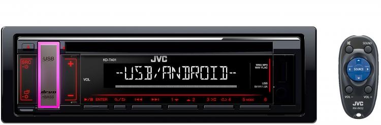 JVC KD-T401 -