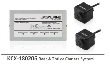 Alpine KCX-180206 -