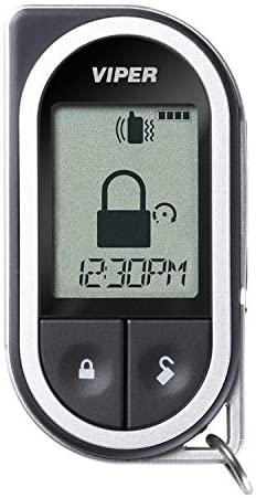 VIPER 7752V 2 Way Remote CAR SECURITY -