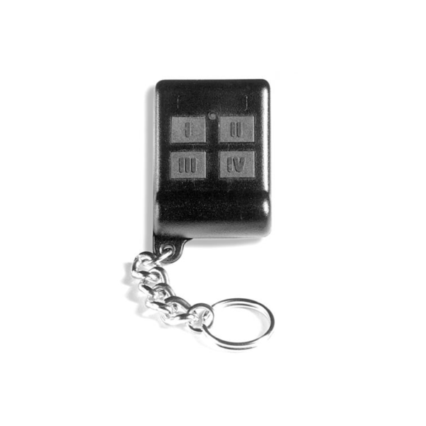 VIPER 484T 1-WAY 4-BUTTON CAR SECURITY REMOTE -