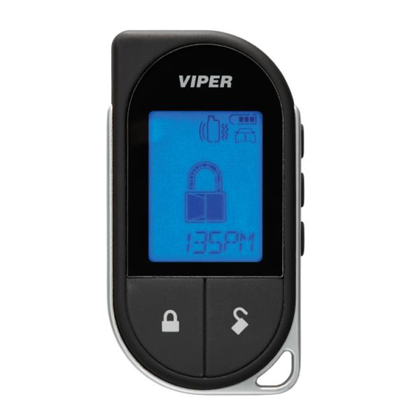 VIPER 7756V 2 Way Remote CAR SECURITY -