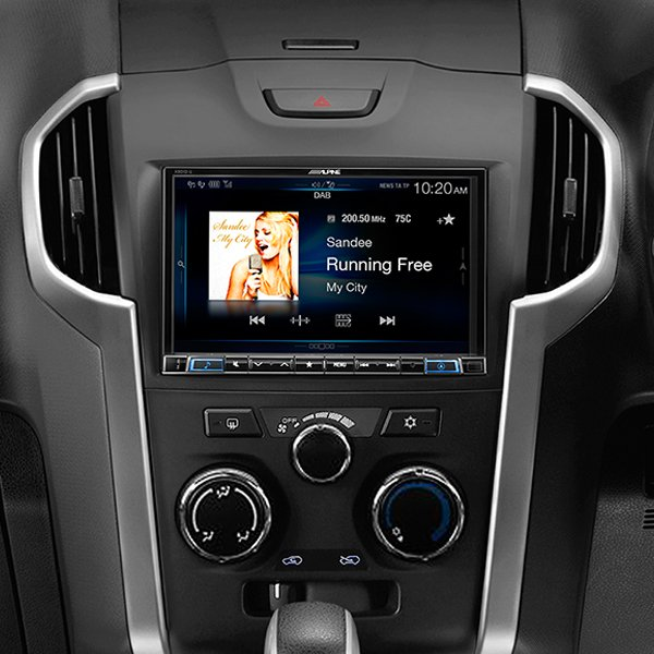 """Alpine COLO15-X208DV 8"""" Navigation Apple CarPlay/Android Auto Solution for HOLDEN -"""