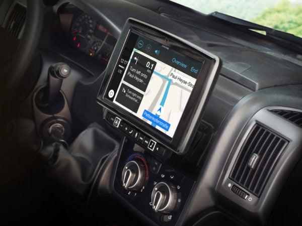 Alpine i902D-DU FIAT 9-inch DAB+ radio -