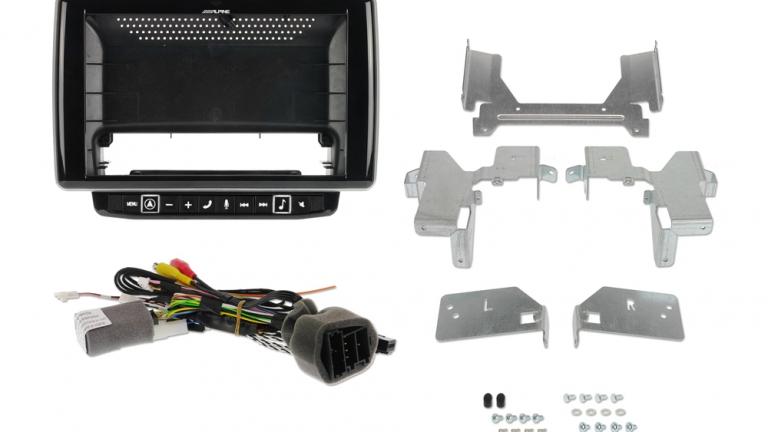 "Alpine X902D-DU 9"" Infotainment Navigation System with Hema suitable for Fiat -"