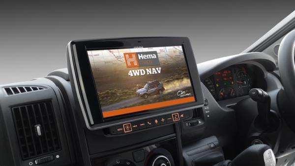 "Alpine X902D-DU 9"" Infotainment Navigation System with Hema suitable for Fiat Ducato -"