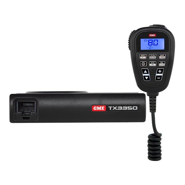GME TX3350 Land Communications Fixed Mount Radio -
