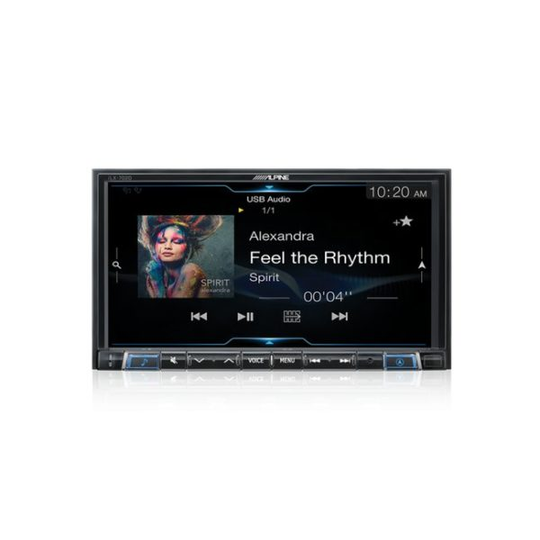 Alpine MONDEO-702D Apple CarPlay Android Auto Bluetooth for Ford Mondeo -