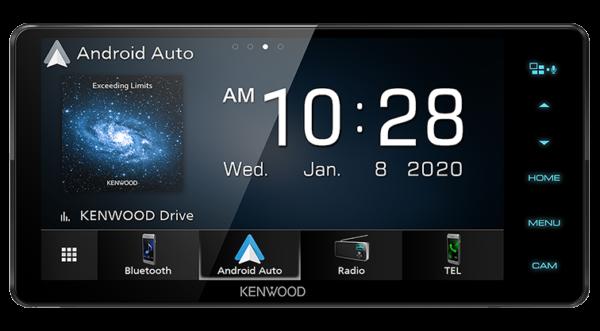 Kenwood DMX820WS -