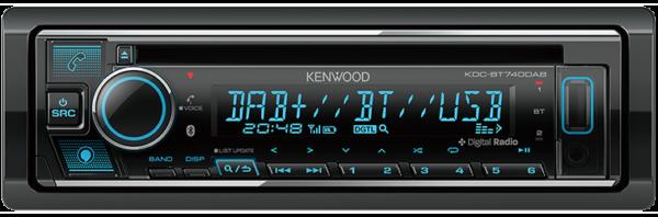 Kenwood KDC-BT740DAB -