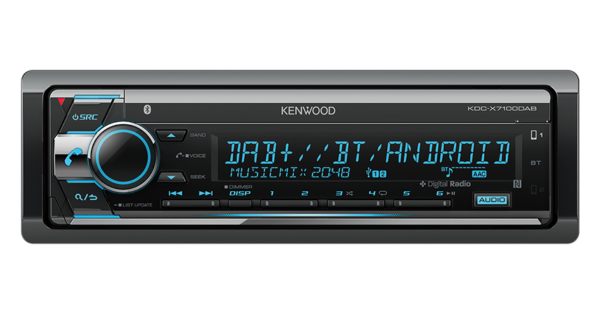 Kenwood KDC-X7100DAB -