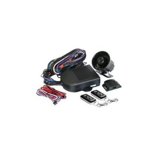 MONGOOSE M60S REMOTE ALARM AND IMMOBILISER -