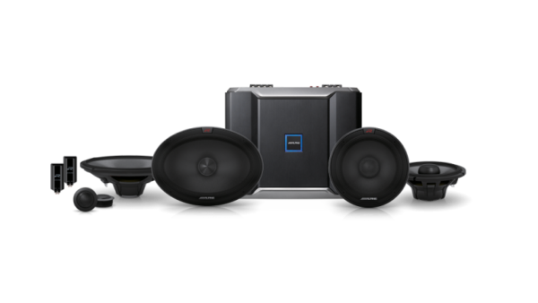 Alpine R-Series Audio Bundle -