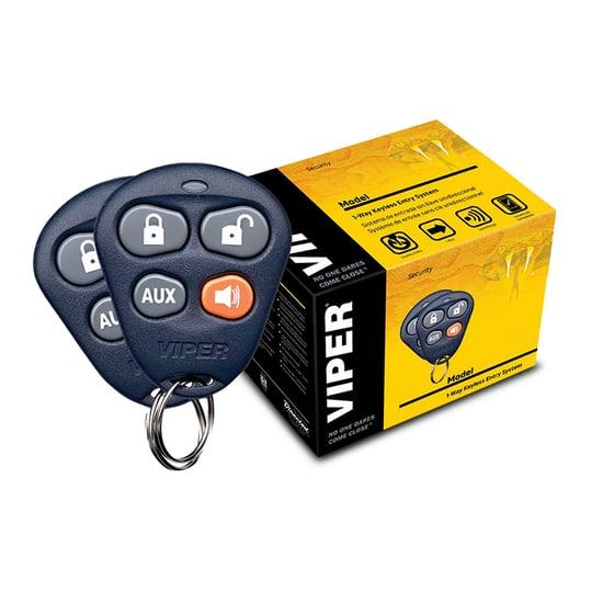 VIPER 412V 1-Way Keyless Entry CAR SECURITY -