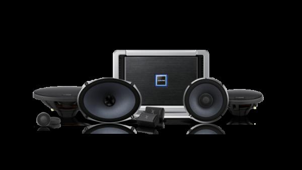 Alpine X-Series Audio Bundle -