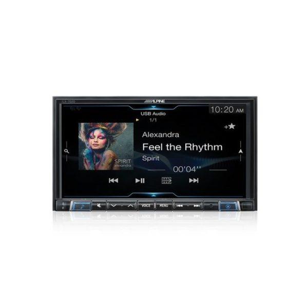 Alpine COLO15-702V Apple CarPlay Android Auto Bluetooth for Holden Colorado 15 -