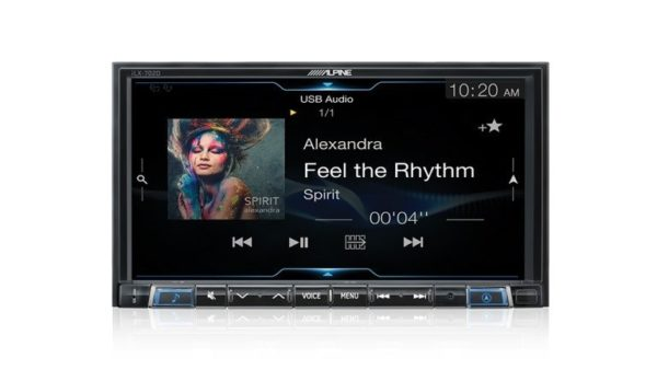Alpine BM3A-702D Apple CarPlay Android Auto Bluetooth for BMW 3 Series -