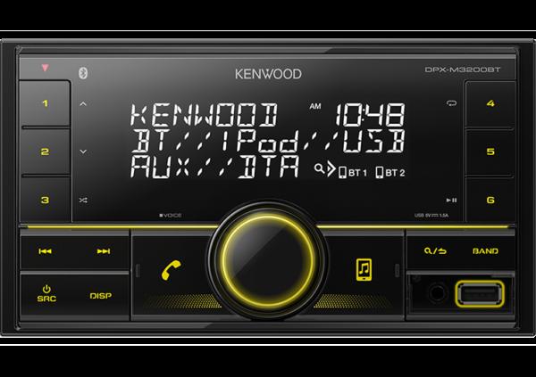 Kenwood DPX-M3200BT -
