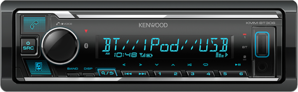 Kenwood KMM-BT306 -