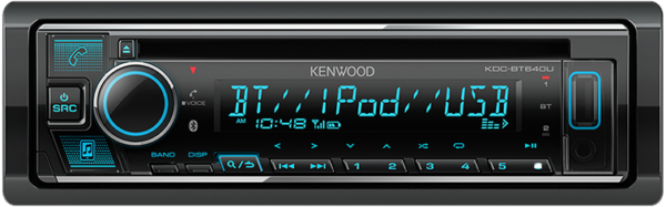 Kenwood KDC-BT640U -