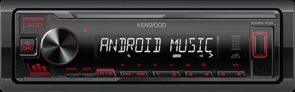 Kenwood KMM-105 -