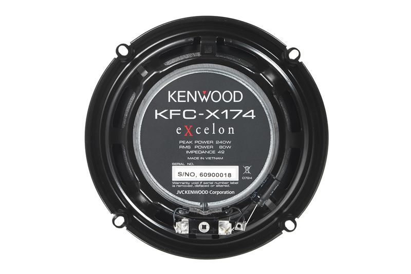 kenwood KFC-X174 -