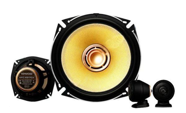 "kenwood KFC-XS1704 6""Car Speaker -"