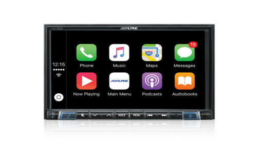 "Alpine CHEROKEE-702D 7"" Receiver Apple CarPlay Android Auto for JEEP -"