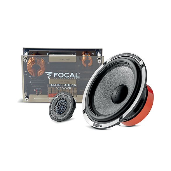 FOCAL 165W-XP Utopia M SERIES 2-Way Component Kit -