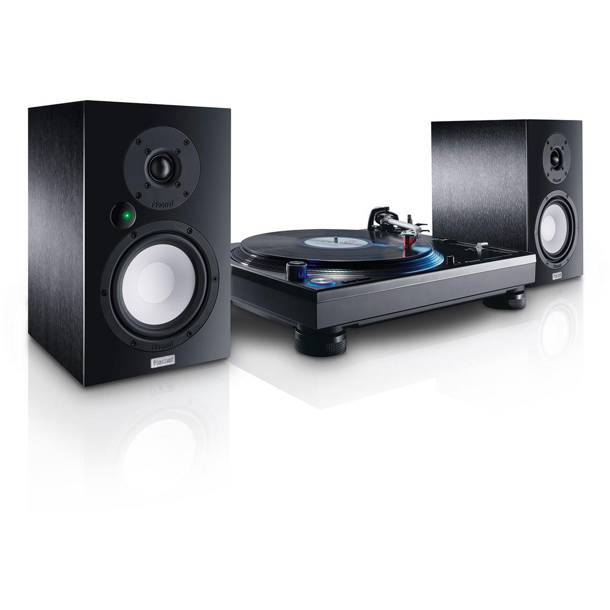HiFiHQ Book Shelf speakers Magnat Multi Monitor 220 -