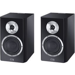 HiFiHQ Book Shelf Speakers Heco Elementa 300 -