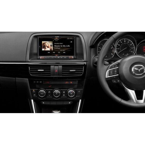 Alpine Mazda CX5-702D Apple CarPlay Android Auto Bluetooth for Mazda CX-5 -