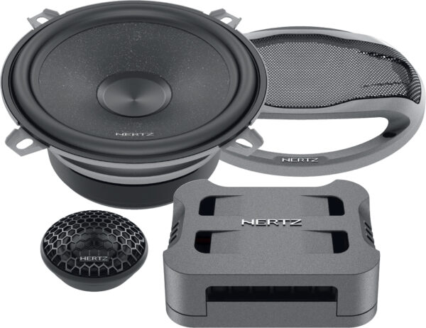 HERTZ CK 130 Car Audio Bundle -