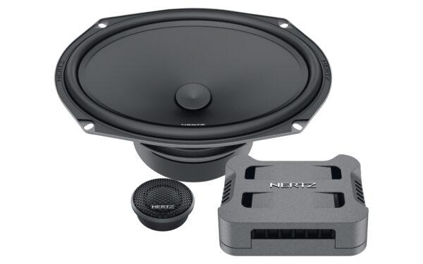 HERTZ CPK690 Car Audio Bundle -