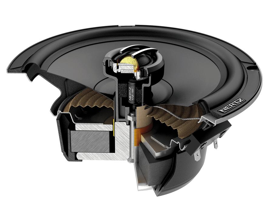 """HERTZ CPX165 6""""Car Speaker -"""