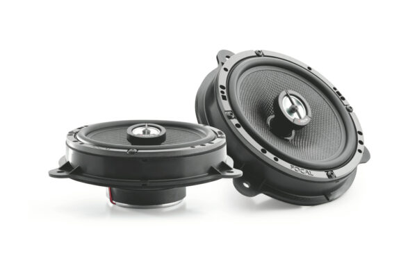 FOCAL ICRNS165 2-Way Coaxial Speaker Kit for Renault -