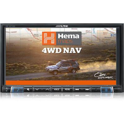 Hema Navigation