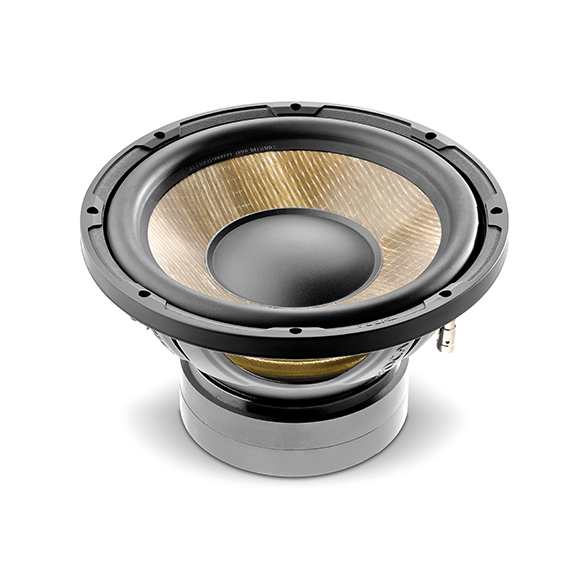 """FOCAL P25FE – 250MM – 600W FLAX 10"""" SUBWOOFER -"""