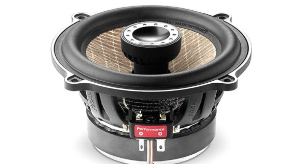 FOCAL PC130F 2-WAY COAXIAL KIT Car Audio Bundle -