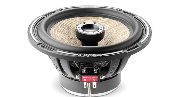 FOCAL PC165F 2-WAY COAXIAL KIT Car Audio Bundle -