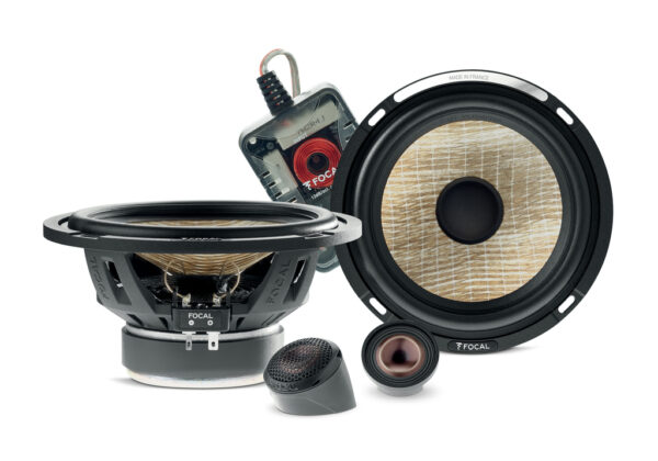 "FOCAL PS165FE 16.5CM (6_"") 2-WAY FLAX COMPONENT KIT -"