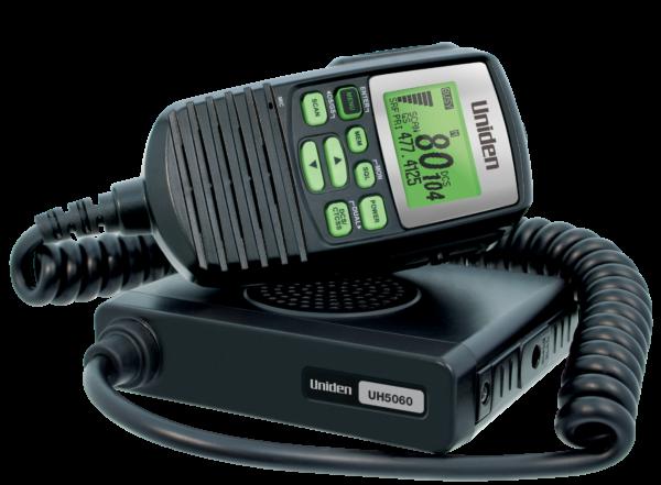 Uniden UH5060 Land Communications Fixed Mount Radio -
